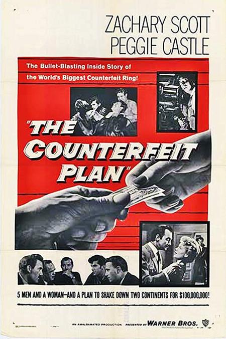 The counterfeit plan 1957