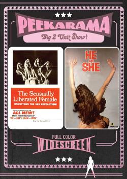 The Sensually Liberated Female 1970 peekarama