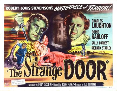 The Strange Door 1951 k
