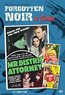 Forgotten Noir And Crime Volume 11