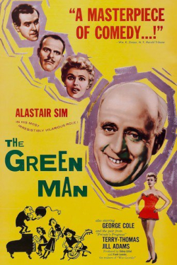 The Green Man 1956 f