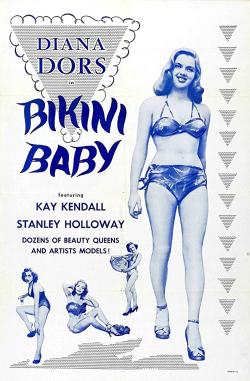 Lady Godiva Rides Again 1951 bikini baby