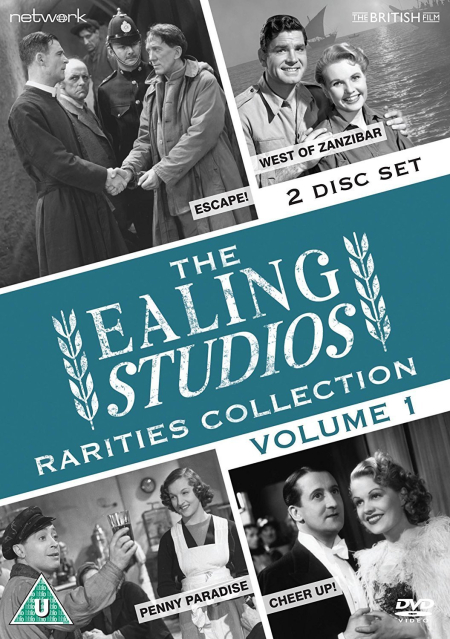 The Ealing Studios Rarities Collection Volume 1 a