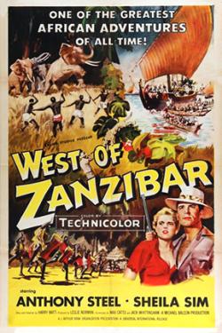 West Of Zanzibar 1956 aa