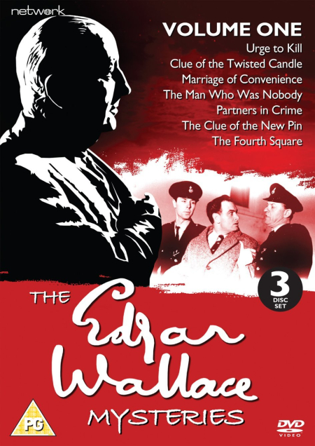 The Edgar Wallace Mysteries Volume 1
