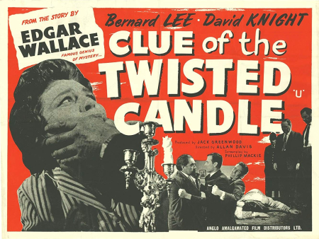 Clue Of The Twisted Candle 1960 a