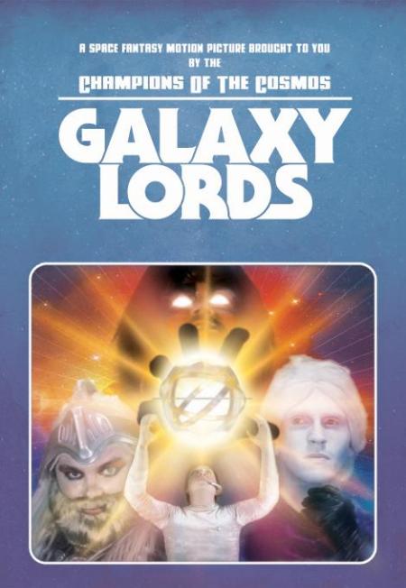 Galaxy lords 2018