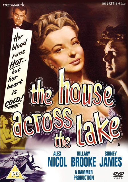 The house across the lake 1954