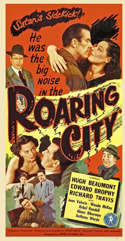 Roaring city 1951