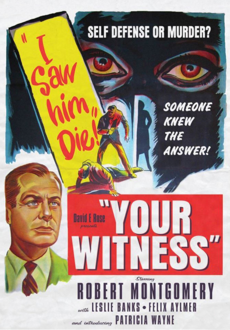 Eye Witness 1950