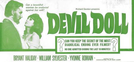 Devil doll 1964 d