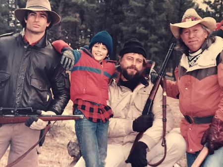 Cry wilderness 1986 cast