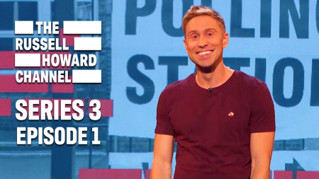 The russell howard hour 3-1
