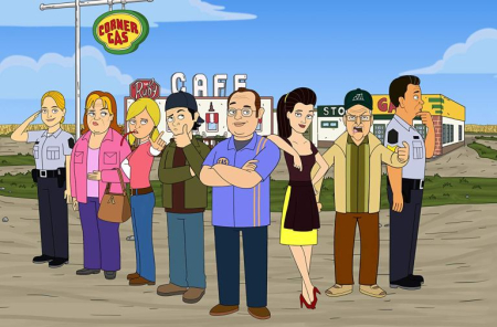 Corner gas animated season 2