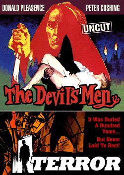 The devil's men land of the minotaur poster