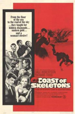 Coast of skeletons 1965