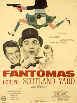 Fantomas vs scotland yard 1967 c