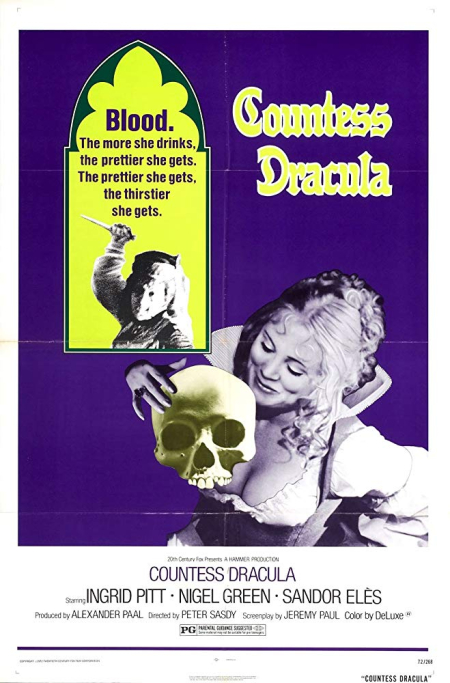 Countess dracula 1971