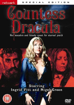 Countess dracula 1971 network dvd