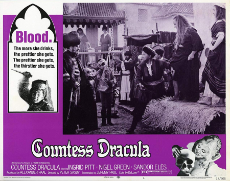 Countess dracula 1971 e