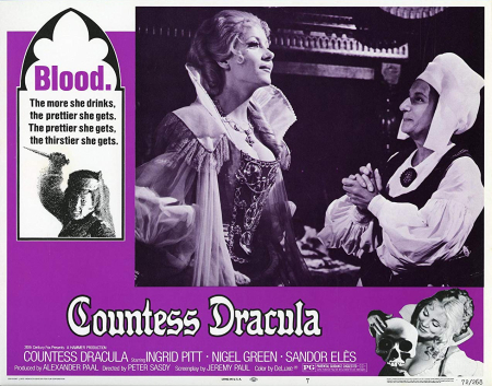Countess dracula 1971 g