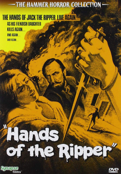 Hands Of The Ripper 1971 synapse dvd