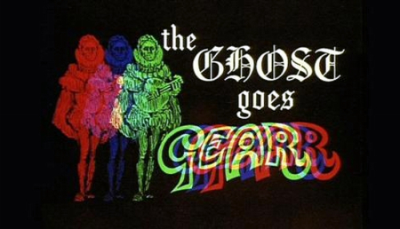 The ghost goes gear 1966 c