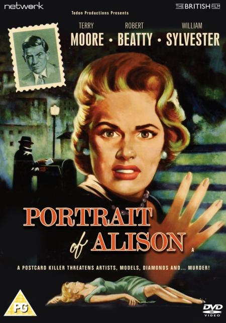 Portrait Of Alison 1955 DVD