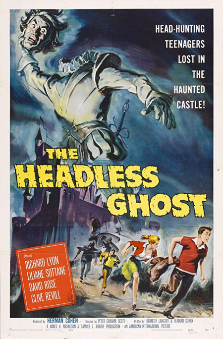 The headless ghost 1959