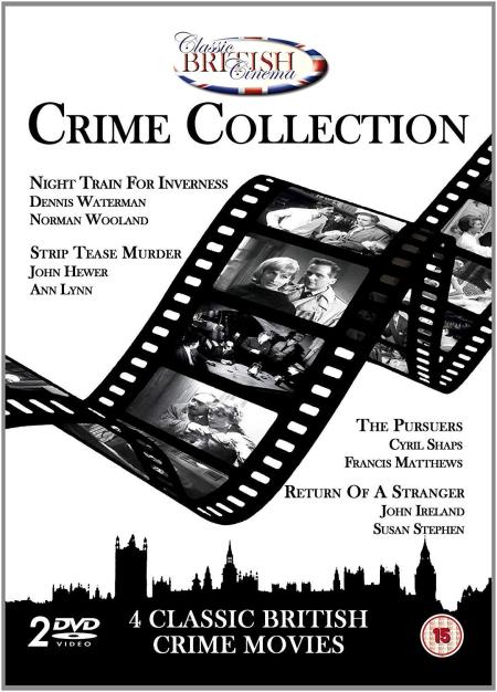 Classic British Cinema Crime Collection