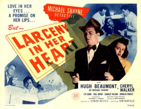 Larceny in Her Heart 1946