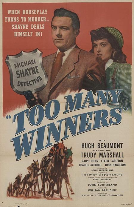 Too Many Winners 1947 a