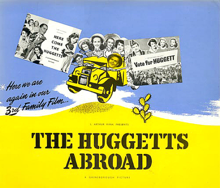 The Huggetts Abroad 1949 a