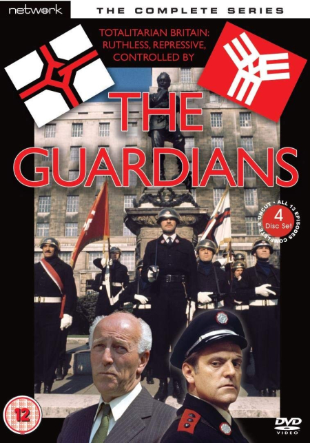 The guardians 1971 dvd