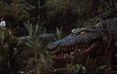 Killer crocodile 2 crocy