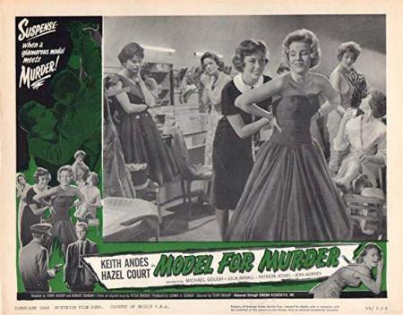 Model For Murder 1959 lobby-001