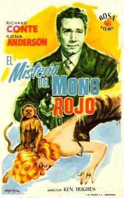 Little red monkey 1955 spanish