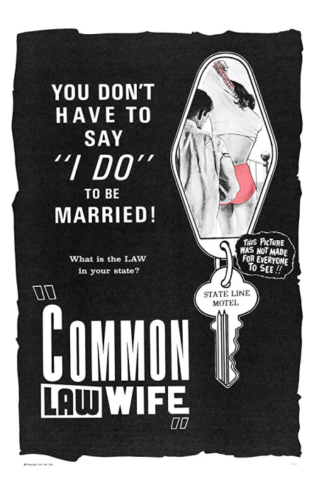 Common Law Wife 1961