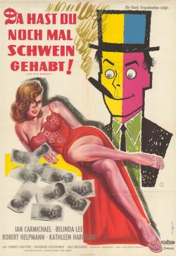 The Big Money 1958 c