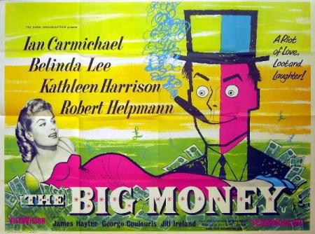The Big Money 1958 d