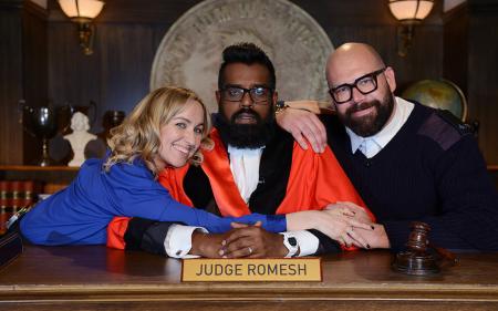 Judge romesh kerry romesh tom