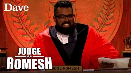 Judge romesh romesh