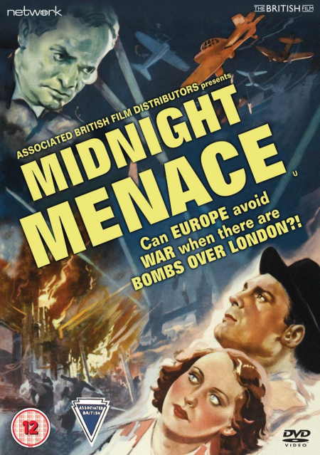 Midnight Menace 1937 DVD