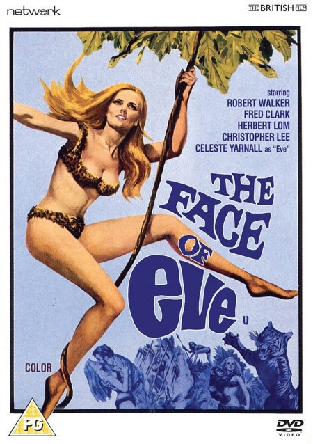 The Face of Eve Network DVD