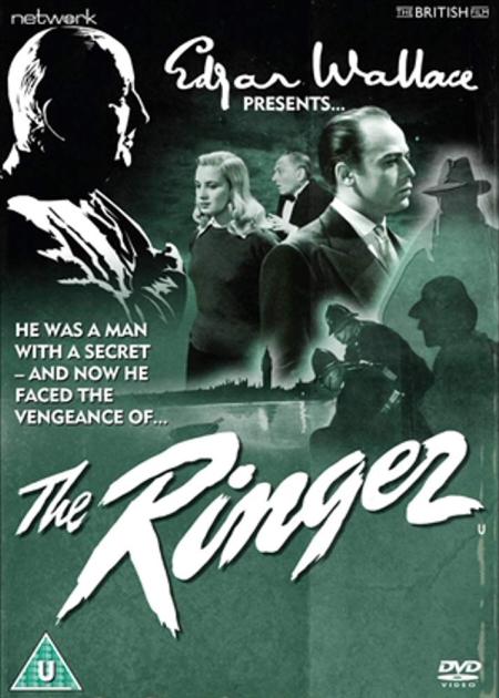 The Ringer 1952 DVD