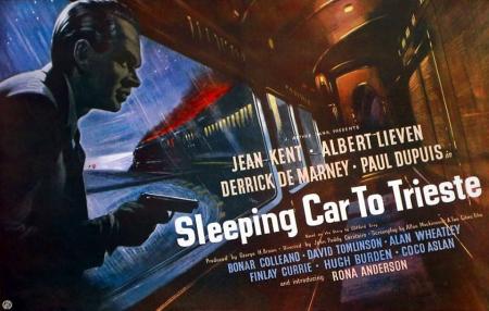 Sleeping Car To Trieste 1948 b