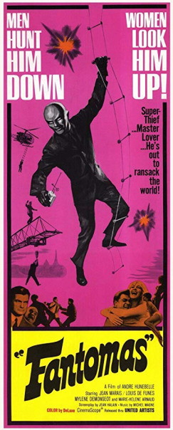 Fantomas 1964 e