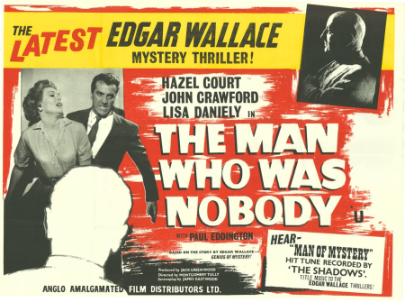 The Man Who Was Nobody 1960