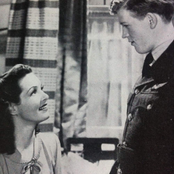 Millions Like Us 1943 celia and her sergeant