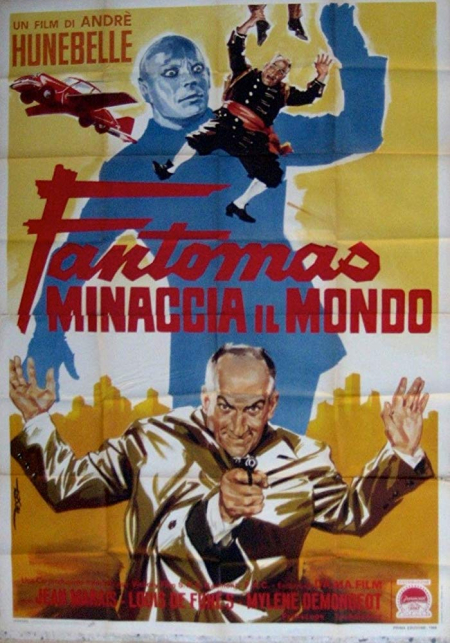 Fantomas unleashed 1965 b